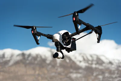 How Drones are Used in Logistics